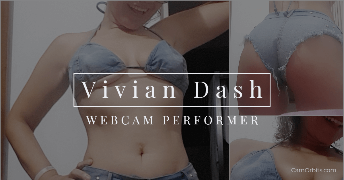 vivian dash webcam performer
